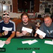 2009 Syndi WSOP Crew