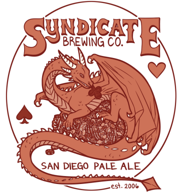 syndicate beer 2 flat