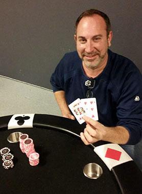 Winner - Paul R.