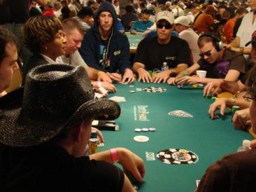 WSOP '07 Jake d