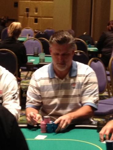 WSOP '13 Gary F