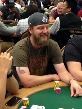 WSOP '14 Chad