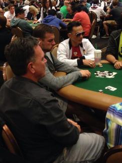 WSOP '14 Wayne